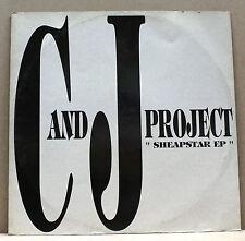 "C & J Project – Sheapstar EP [Vinyl, 12"", 45rpm, Ep, Italy 1993, UMD 108]"