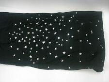 Made Of Me, Scarf Circumference Cowl Long Wrap Shawl , Color Black, NEW
