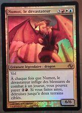 Numot le dévastateur PREMIUM / FOIL VF - Numot the Devastator - Mtg Magic -