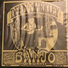 Dean Markley Worlds Finest Banjo Five Strings Lite Gauge 2302
