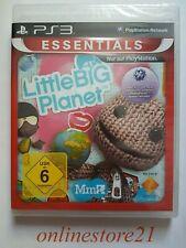 LittleBigPlanet PlayStation 3 NEU PS3