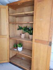 More details for ☆》super vintage school cabinet/cupboard - free delivery ☆