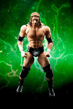 WWE Triple H (Wrestling) S.H. SH Figuarts Action Figure BANDAI