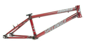 "SUBROSA SPEEDWOLF BMX RACING FRAME 21.25"" tt PRO XXL AUTHORIZED DEALER RED NEW"