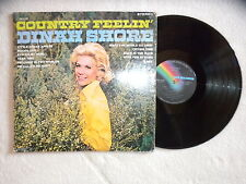 "LP DINAH SHORE ""Country Feelin' "" MCA RECORDS VIM - 4108 USA µ"