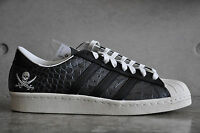 Neighborhood x adidas Consortium 10th Anniversary Superstar - Cblack/Cwhite