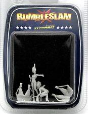 Rumbleslam RSG-ROOK-25 Sprite Brawler & Grappler Female Pixie Wrestlers Fairies