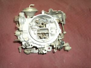New OEM VW Audi 80 90 100 4000 Carburetor some wire small parts missing