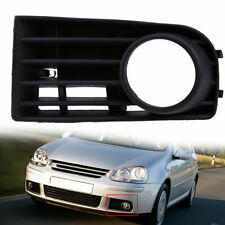 Left Side Front Fog light Grill Bumper Lower Cover Fit VW Golf Mk5 2004-2009
