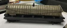 Ambroid Vinegar Tank Car ? - Built Ho Scale Wood Craftsman Kit
