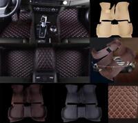 For Lexus ES350 ES300h Car Floor Mats Custom Luxury FloorLiner Auto Mats 07-18