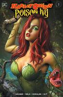 HARLEY QUINN & POISON IVY #1 Shannon Maer Variant DC Comics NM  LTD 3000 RARE