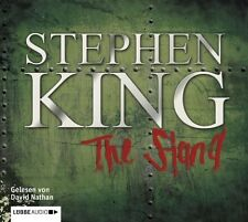 Stephen King-The stand-L' ultimo combattimento 7 mp3 CD NUOVO