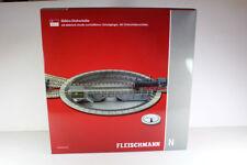 Fleischmann 9152 C Komfort-Drehscheibe 9152 C mit elektrisch. Antrieb, Neuware.