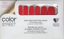 CS Nail Strips Ecuador-able 100% Nail Polish - USA Made!