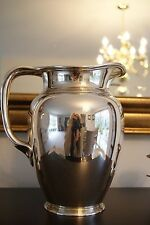Tiffany & Co. Sterling Silver Water Pitcher Excellent Estate No Monogram