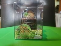 """The """"One"""" Ring Applause Replica 2001 Fellowship of the Ring LOTR"""