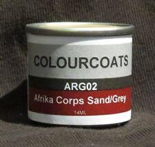Afrika Corps Sand/Grey (RAL 7027) - (ARG02)