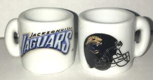NFL Team Mini Mug Ceramic 2000 Jacksonville Jaguars Miniature Super Small Coffee