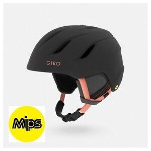 Giro Era Mips GR.M (55.5-59cm) Femme Ski Snowboard Hiver Sport Casque Noir /