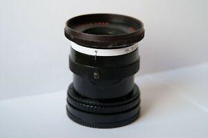 Carl Zeiss Jena Dokumar 38 F/4 with iris aperture for M39 mount, Biogon/Distagon