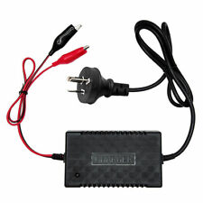 Intelligent 12V 2A Car Automobile Motorcycle Lead Acid Battery Charger 4-20AH