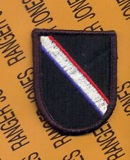 3rd SOCCE Special Operations Cmd & Ctrl Element Airborne beret flash patch #3A