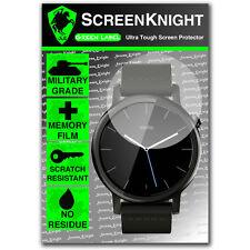 ScreenKnight Motorola Moto 360 2ND GEN 42MM SCREEN PROTECTOR invisible shield