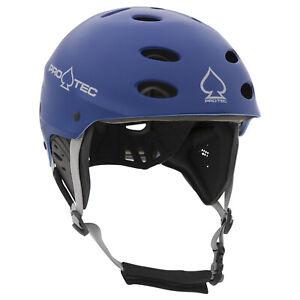 Pro-Tec Ace Wake w/ Clip (Matte Blue) Wakeboard Helmet