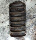 GRISWOLD 273 CRISPY CORN STICK PAN 930 Cast Iron Corn Bread Muffin Baking Mold