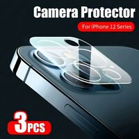 Rear Camera Lens Cover Tempered Glass Protector For iPhone 12/12 Mini/12 Pro Max