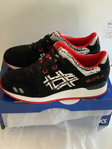 Asics x Titolo Gel Lyte III Papercut DS Sz 10.5 25th Anniversary 1990 Pairs Only