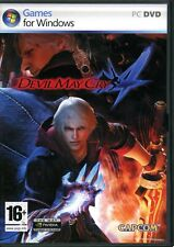 Devil May Cry 4 - Brand New in DVD-Box - PC beat'm-up-action