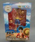 One Piece Portrait of Pirates POP Sailing Again Monkey D. Luffy Ver.2 Megahouse