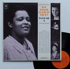 "LP Billie Holiday  ""The Billie Holiday story volume I"""