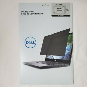 "NEW Privacy Filter for 14 inch Screens and Laptops Dell 14"" 355mm"