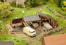 Faller 232373 - Holzlagerschuppen, Spur N