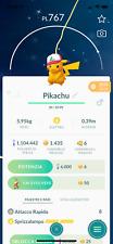 ✨SHINY PIKACHU ASH HAT ✨ PIKACHU CROMATICO CAPPELLO ASH ✨ Pokemon GO