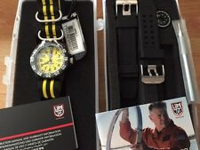 Luminox Scott Cassell Special Edition Dive Set Yellow Dial Carbon & Night Vision