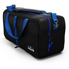 Shacke Duffel XL  Large Travel Duffel Bag  Foldable w Memory Foam Shoulder Pad