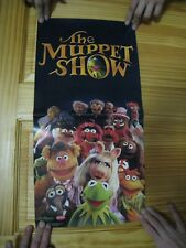 Muppets Poster The All Characters Kermit Miss Piggy