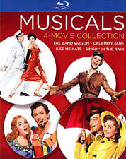 Musicals 4-Movie Collection Blu-ray