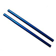 """Solid 41cm 16"""" Long 15mm Pair Rod Rail Follow Focus Matte Box DSLR Shoulder Rig"""
