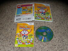 Tamagotchi Party On! Nintendo Wii Game Good Condition