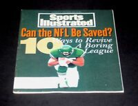 SPORTS ILLUSTRATED DECEMBER 6 1993 CAN THE NFL BE SAVED
