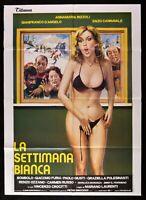 Poster Die Woche Weiß Rahman D'Angelo Bombolo Kain Laird M68
