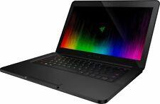 "Razer Blade Gaming Laptop 14"" i7-6700HQ 16GB 512GB 6GB GTX 1060 Chroma Key VR"