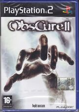 Ps2 PlayStation 2 «OBSCURE II» new sealed italian pal