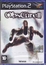 Ps2 PlayStation 2 «OBSCURE II» nuovo sigillato italiano pal