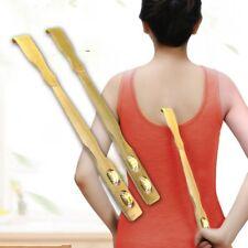 Nature Wooden Back Scratcher Wood Back Scraper Scratching Massager Body @yuan